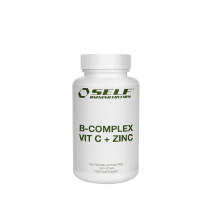 B-Complex Vitamin C + Zinc