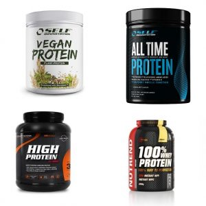 Eiweiß / Proteine